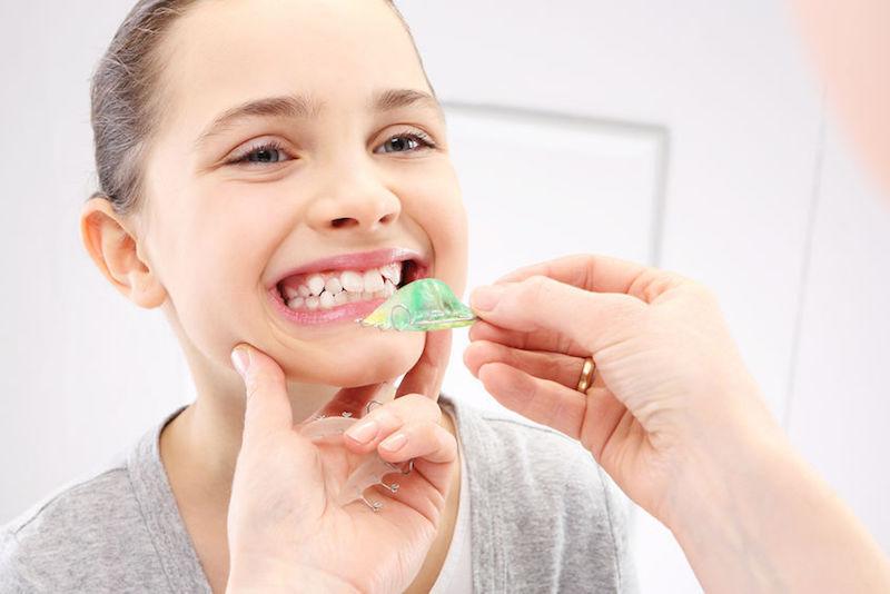 ortodonzia mobile bambini