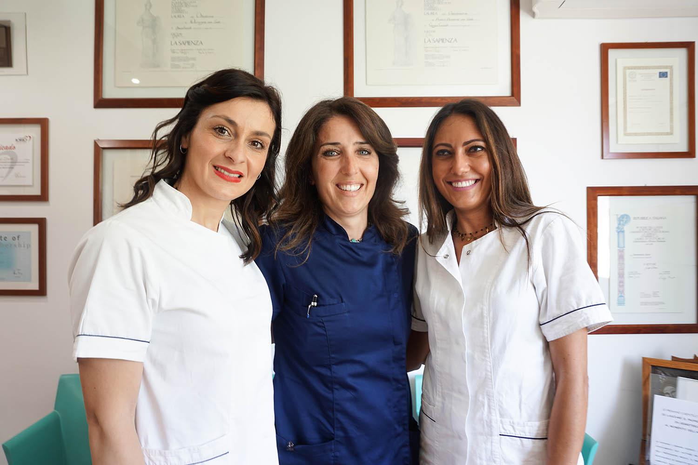 ortodonzia studio dentistico laureti latina