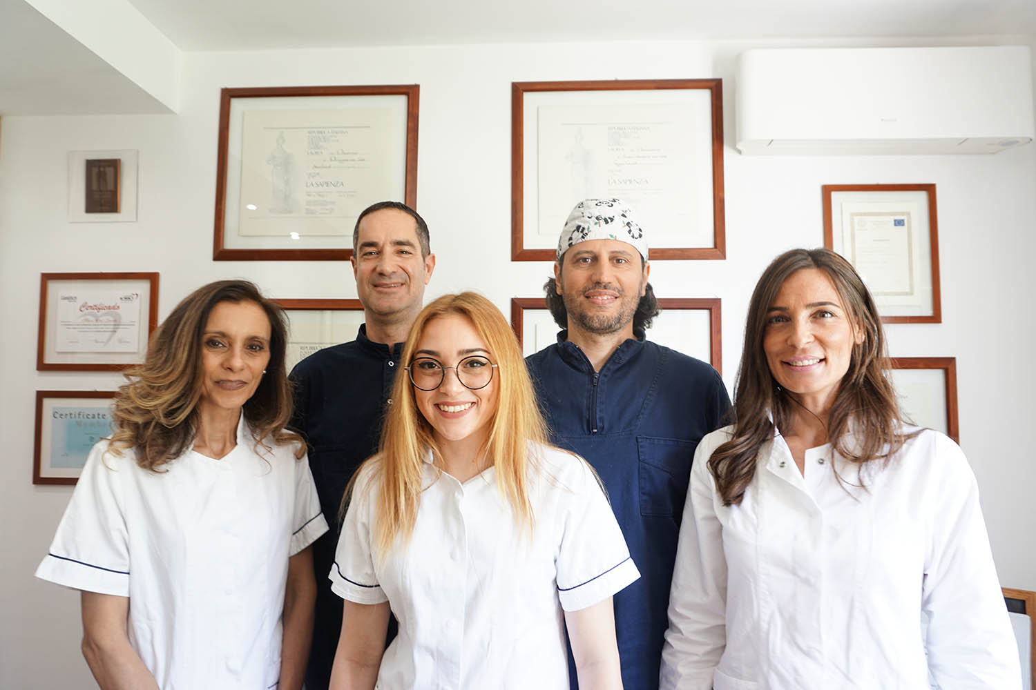 team dentisti endodonzia: studio dentistico laureti latina