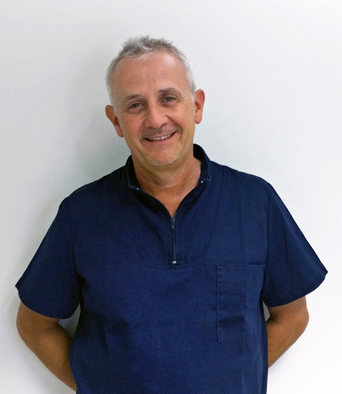 Dr. Sergio Laureti dentista a Latina